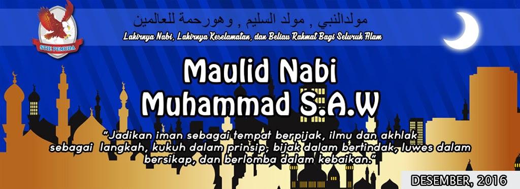 Info Akademik : Pelaksanaan Maulid Nabi Muhammad SAW