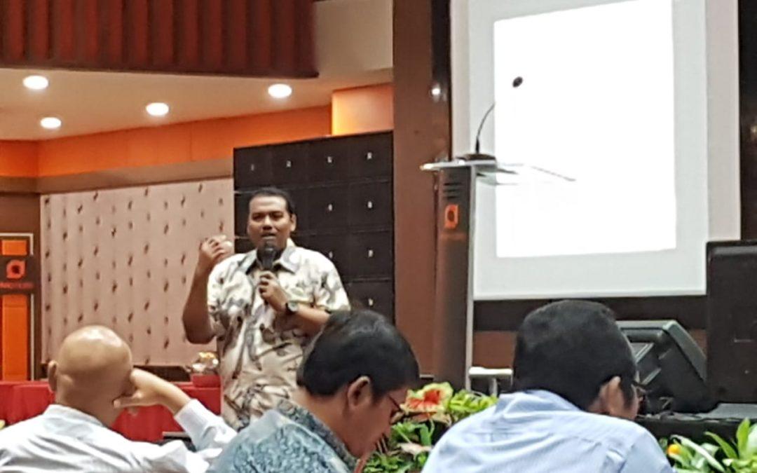 Sosialisasi Program Nasional Direktorat Jenderal Belmawa Kemenristekdikti