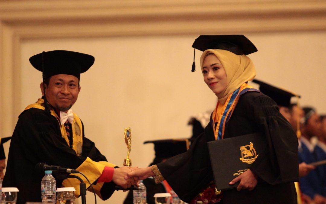Wisuda Penuh Khidmat dan Rasa Haru STIE Pemuda Surabaya