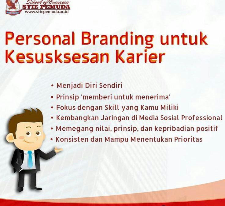Cara Membentuk Personal Branding Untuk Karir Cemerlang